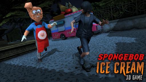 Hello Ice Scream Spongebob - Horror Games 1.8 screenshots 1