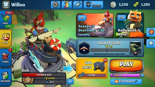 PvPets: Tank Battle Royale 1.4.1.10225 screenshots 6