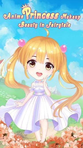 ud83dudc78ud83dudc9dAnime Princess Makeup - Beauty in Fairytale 2.6.5038 screenshots 8