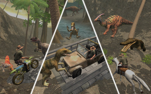Dinosaur Safari: Online Evolution  screenshots 15