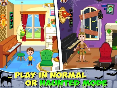 My Town : Haunted House MOD (Free Purchase) 5