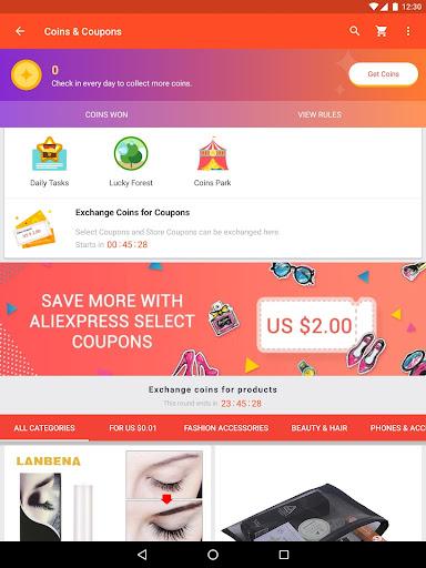 AliExpress 8.24.3 screenshots 8