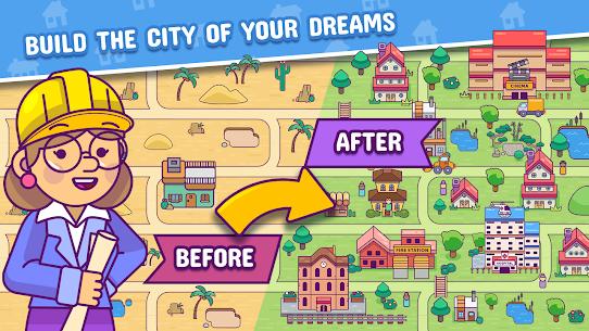 Puzzle Town – Tangram Puzzle City Builder Mod Apk 1.027 (No Ads) 1