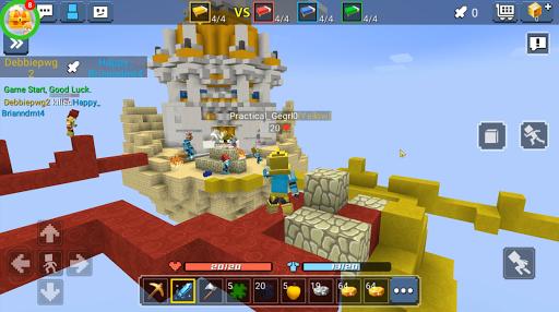 Code Triche Blockman Go Beta (Astuce) APK MOD screenshots 2