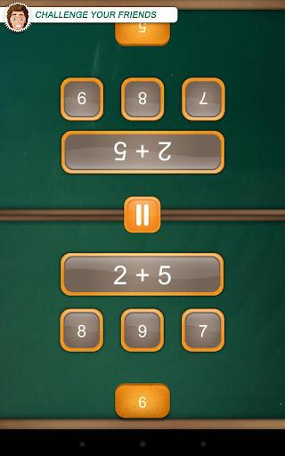 Math Duel: 2 Player Math Game 3.8 screenshots 8