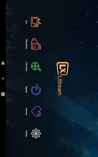 Lxtream Player 1.2.6 Screenshots 9