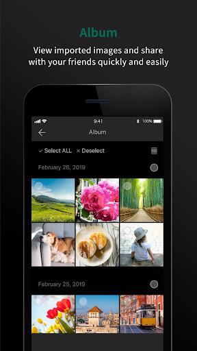 FUJIFILM Camera Remote 4.6.1(Build:4.6.1.2) Screenshots 4