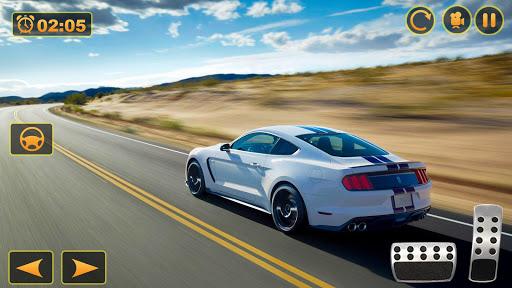 Mustang GT 350r: Extreme City Stunts Drive & Drift  Screenshots 4