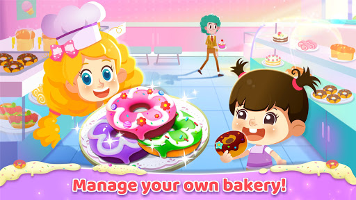 Little Panda: Sweet Bakery 8.52.00.01 Screenshots 1