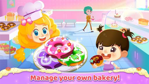 Little Panda: Sweet Bakery screenshots 1