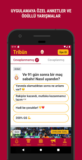 Galatasaray 1.7.30633 Screenshots 6