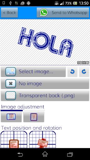 TextArt u2605 Cool Text creator 1.2.2 Screenshots 13