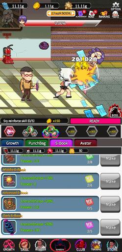 RETRO SCHOOL : Epic idle  screenshots 18
