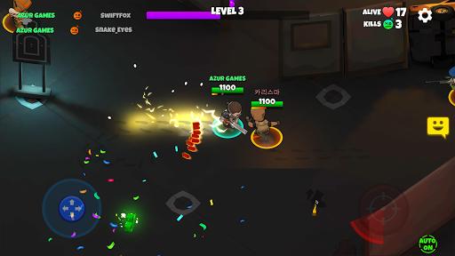 Télécharger Warriors.io - Action Battle Royale apk mod screenshots 5