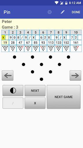 My Bowling Scoreboard android2mod screenshots 6