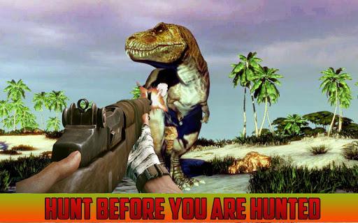 Jungle Dinosaurs Hunting Game - 3D screenshots 3