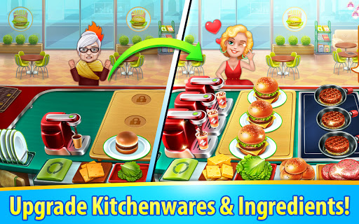 Cooking World - Craze Kitchen Free Cooking Games 2.3.5030 screenshots 15
