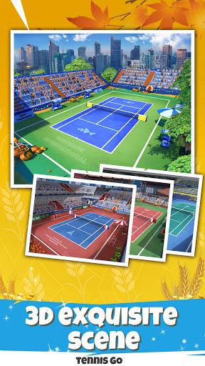 Tennis Go : World Tour 3D 0.11.2 screenshots 3