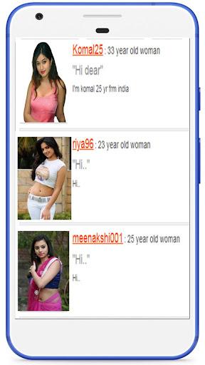 Indian Hot Girls Chat - Online Desi Girls  Screenshots 2