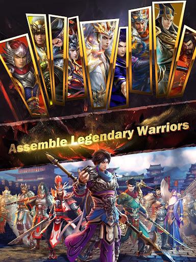 Dynasty Legends: True Hero Rises from Chaos Apkfinish screenshots 9