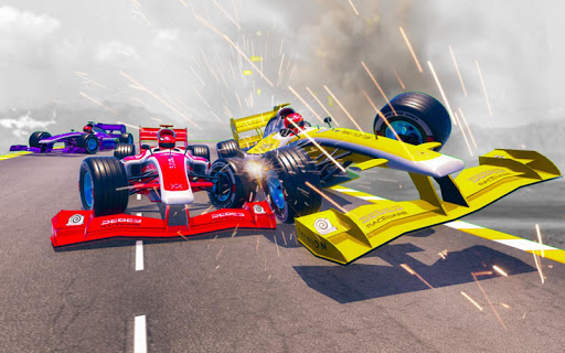 top speed formula car racing tracks screenshot 1