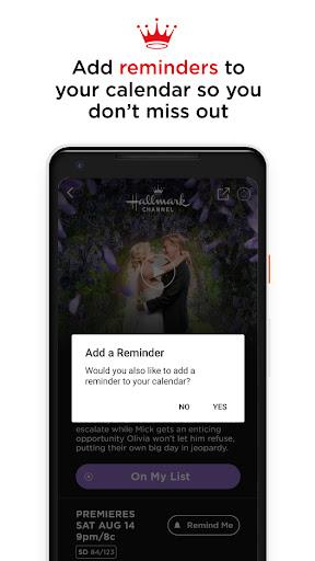 Hallmark Movie Checklist android2mod screenshots 5