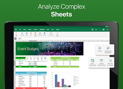 OfficeSuite - Office, PDF, Word, Excel, PowerPoint Screenshot