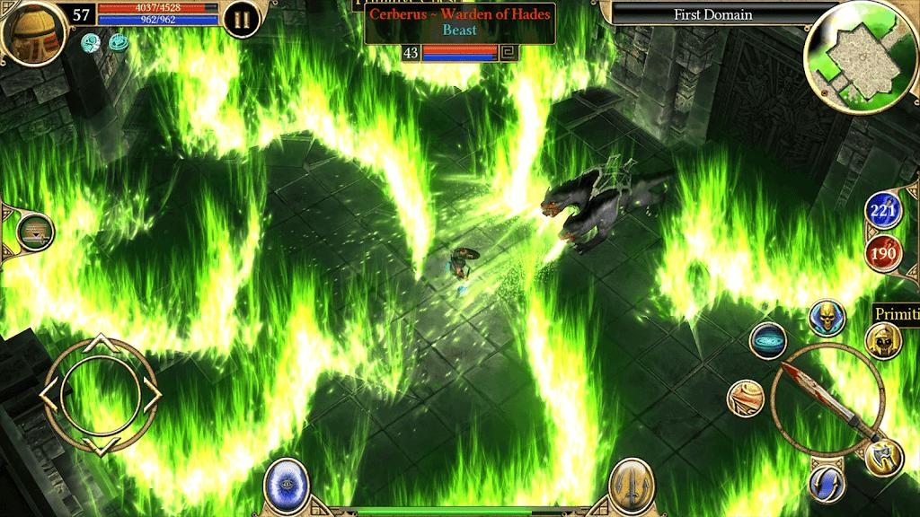 Titan Quest: Legendary Edition  poster 22