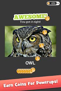 Eye Know: Image FX Word Quiz
