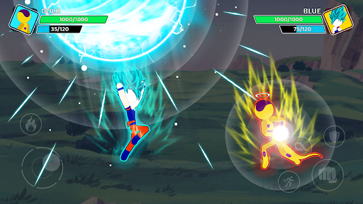 🐲 Dragon Stick: Legendary Warrior Z Battle screenshots 1