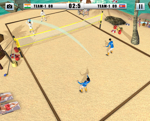 Volleyball 2021 - Offline Sports Games apkpoly screenshots 16