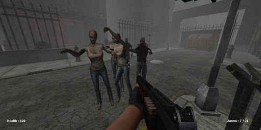 Z Day Shootout 6 screenshots 2