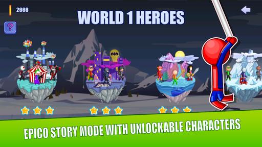 Stick Fight Online: Multiplayer Stickman Battle 2.0.32 screenshots 21