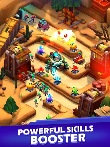Zombie Defense : Idle Game 1.6 screenshots 16