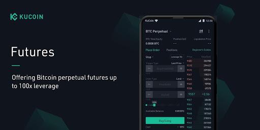 KuCoin: Bitcoin Exchange & Crypto Wallet android2mod screenshots 4