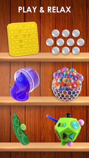 Fidget Toys 3D - Fidget Cube, AntiStress & Calm android2mod screenshots 2