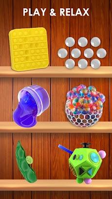 Fidget Toys 3D - Fidget Cube, AntiStress & Calmのおすすめ画像2