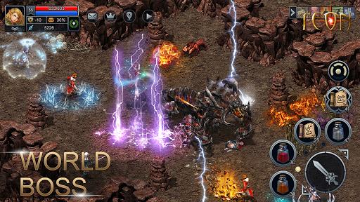 Teon: Sword & Magic apkslow screenshots 9