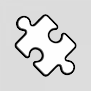 Zen Jigsaw - White Puzzle and Quotes