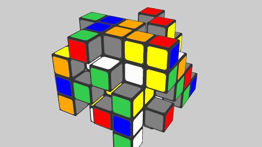 VISTALGYu00ae Cubes  screenshots 2