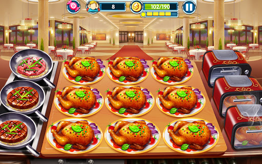 Cooking World - Craze Kitchen Free Cooking Games 2.3.5030 screenshots 14