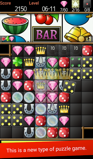 Slot M3 (Match 3 Games) 3.1.10 screenshots 2