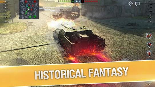 World of Tanks Blitz APK MOD 8.3.0.601 (Unlimited Money) 10