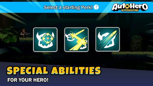 Auto Hero: Auto-fire platformer  screenshots 5