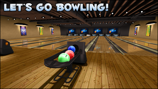 Galaxy Bowling 3D Free screenshots 8