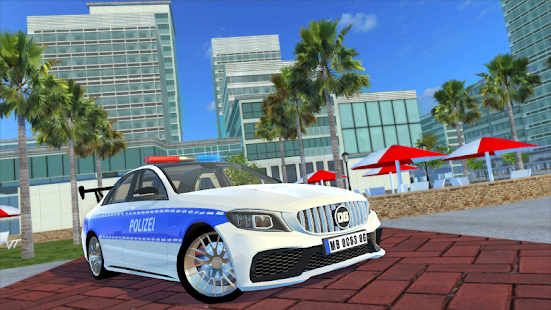 Car Simulator C63 Screenshot
