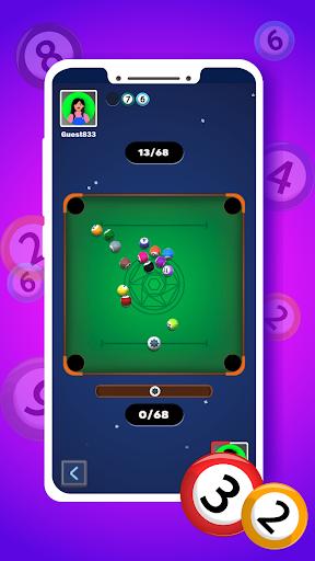 Marble pool : 8 Ball Pool in Carrom Board  screenshots 1