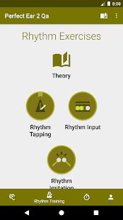 Perfect Ear - Music Theory, Ear & Rhythm Training 3.9.8 Screenshots 3