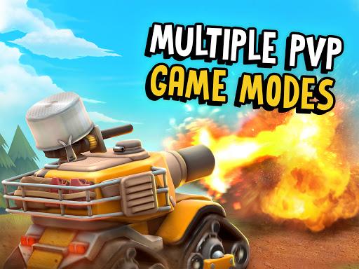 Pico Tanks: Multiplayer Mayhem modavailable screenshots 10