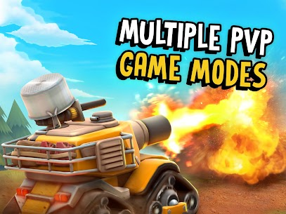 Pico Tanks: Multiplayer Mayhem Mod Apk (Unlimited Money/No Reload) 10